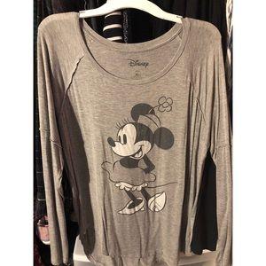Long Sleeve Minnie Shirt